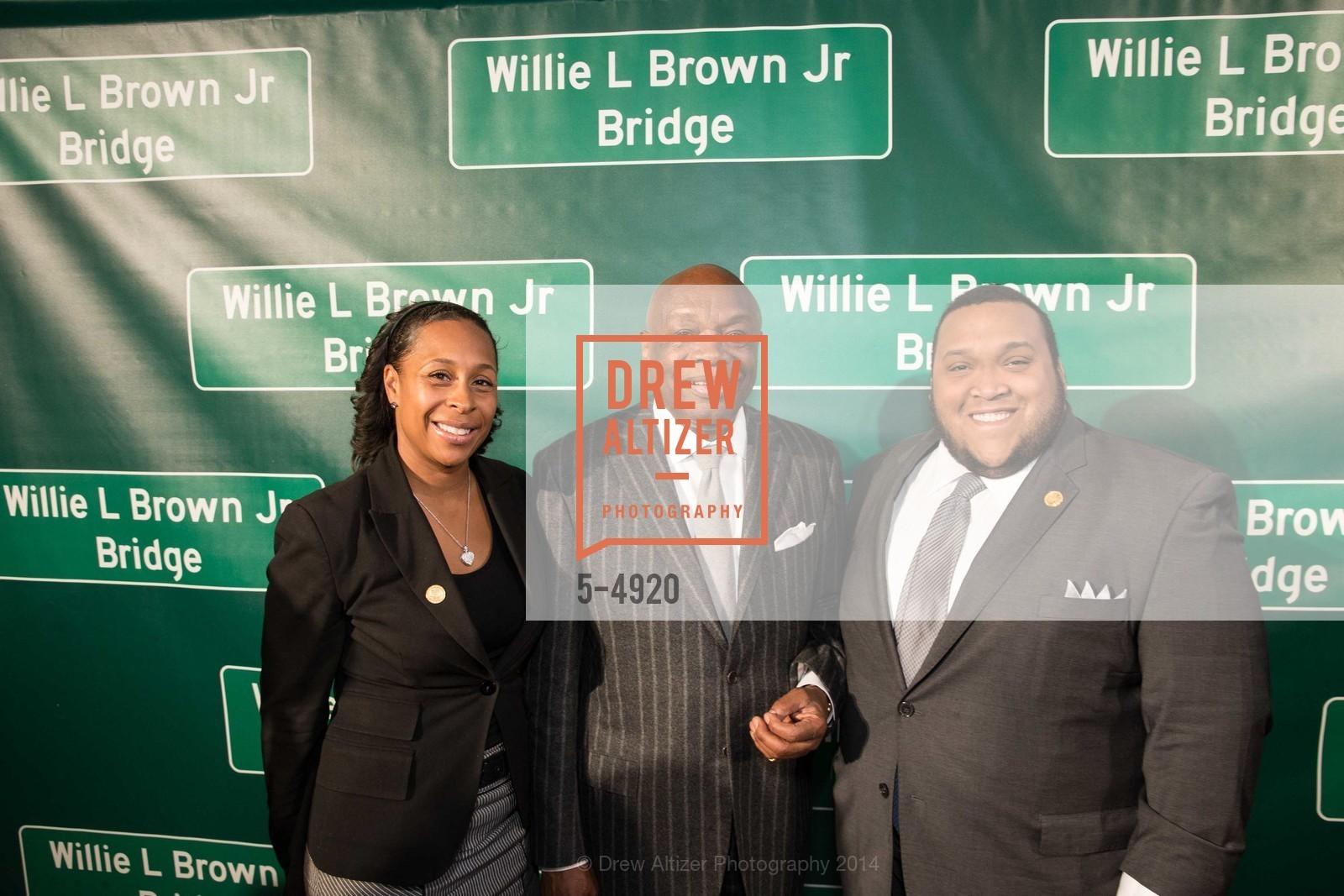 Willie Brown, Photo #5-4920