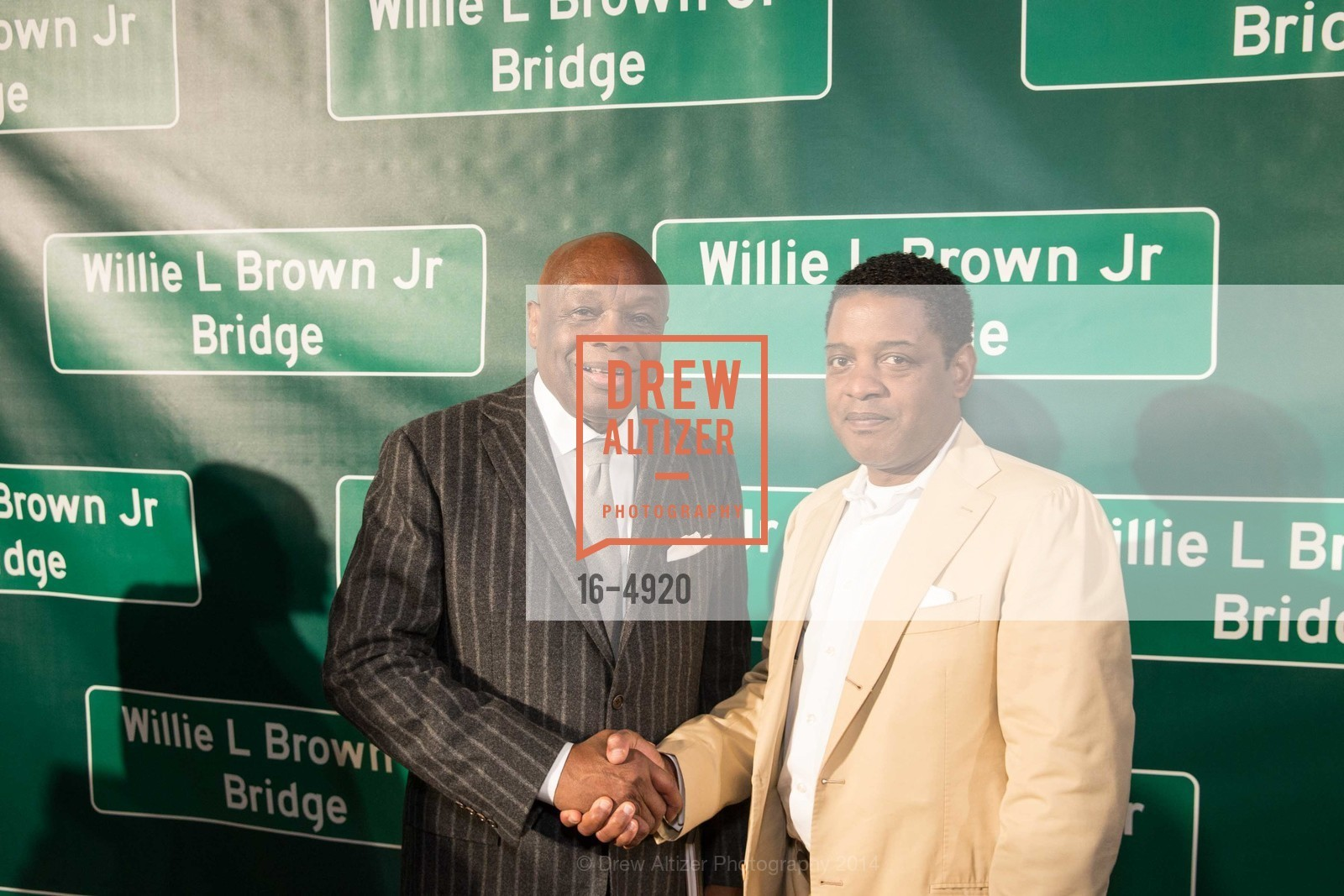 Willie Brown, Photo #16-4920