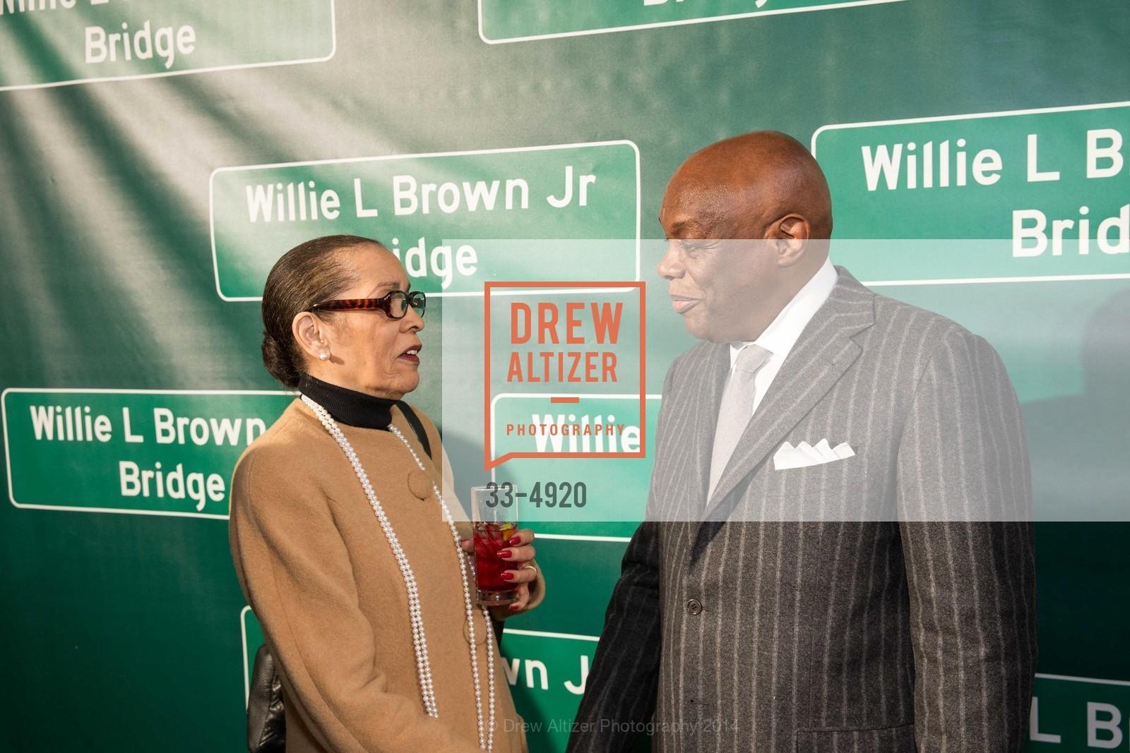 Willie Brown, Photo #33-4920