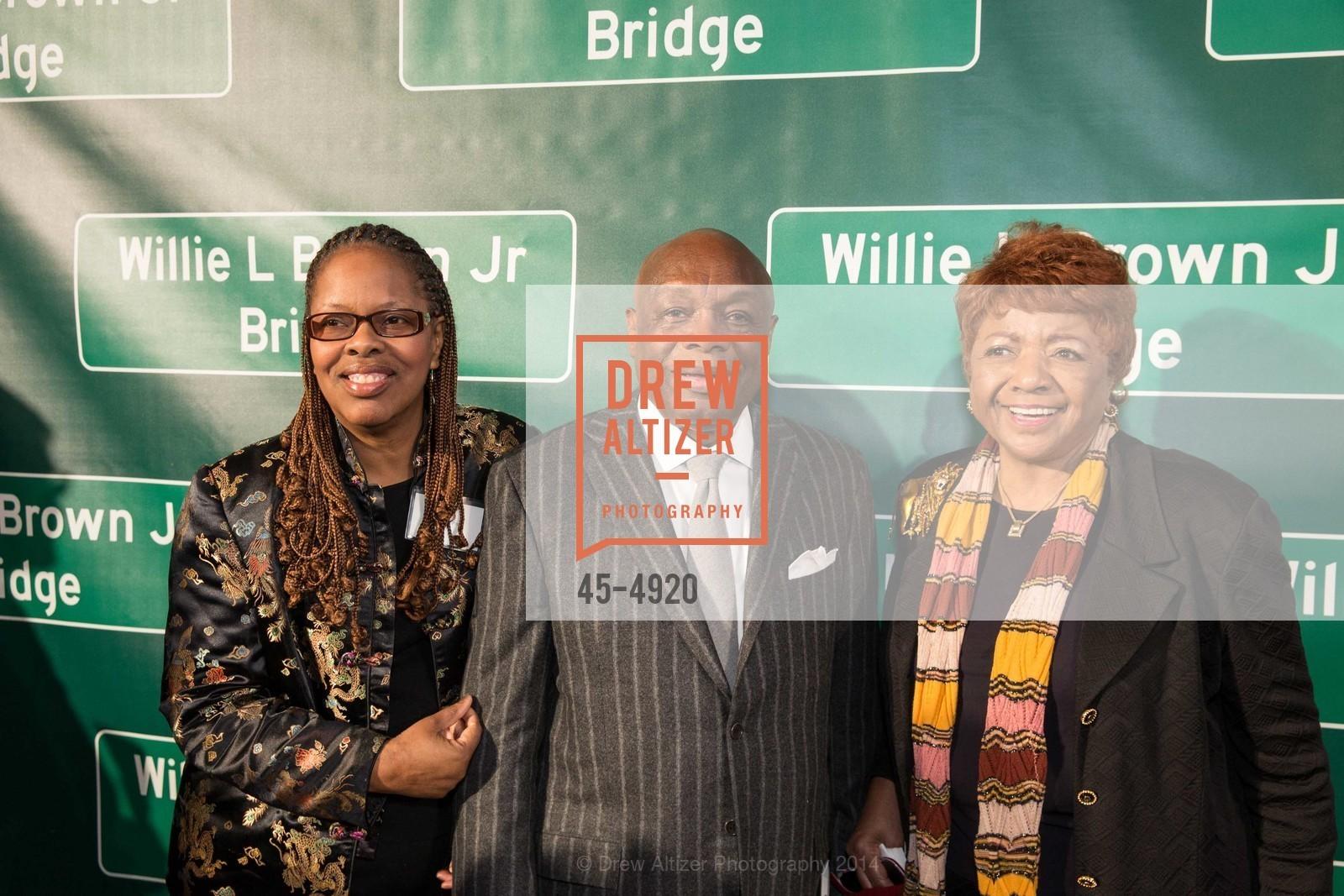 Willie Brown, Photo #45-4920