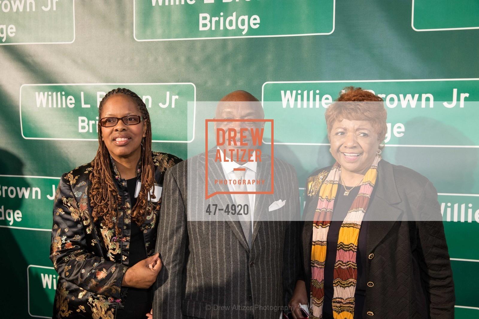 Willie Brown, Photo #47-4920
