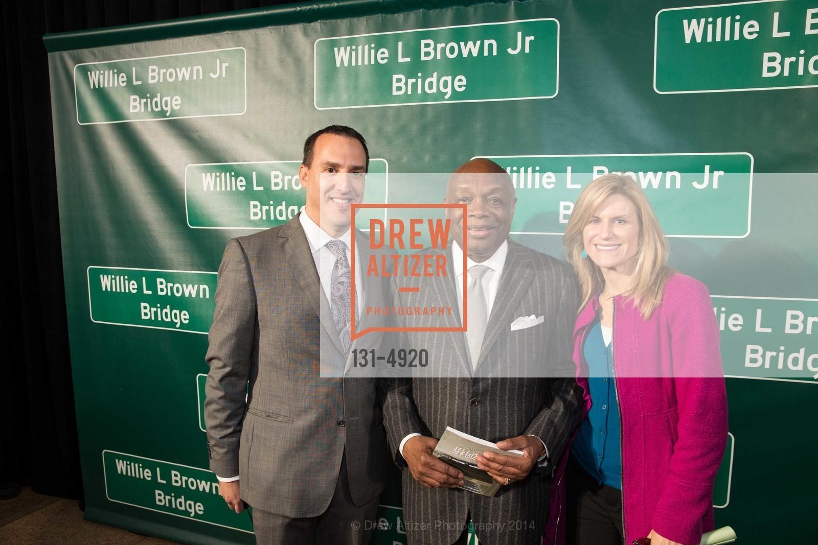 Willie Brown, Photo #131-4920