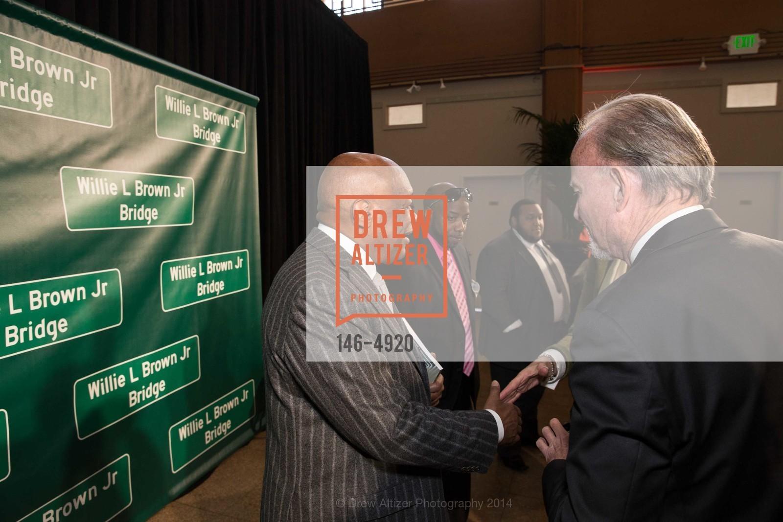 Willie Brown, Photo #146-4920