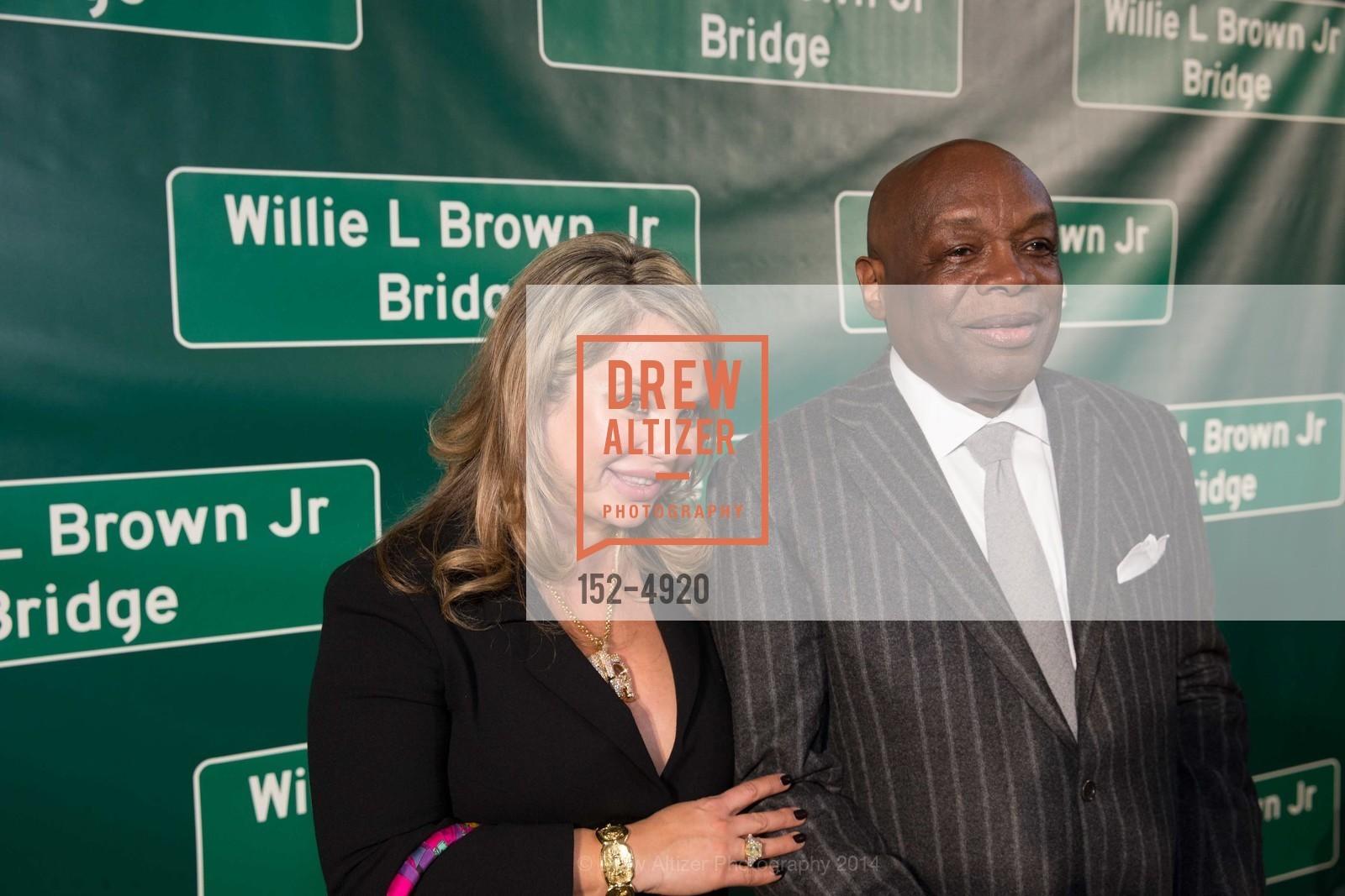 Rada Katz, Willie Brown, Photo #152-4920