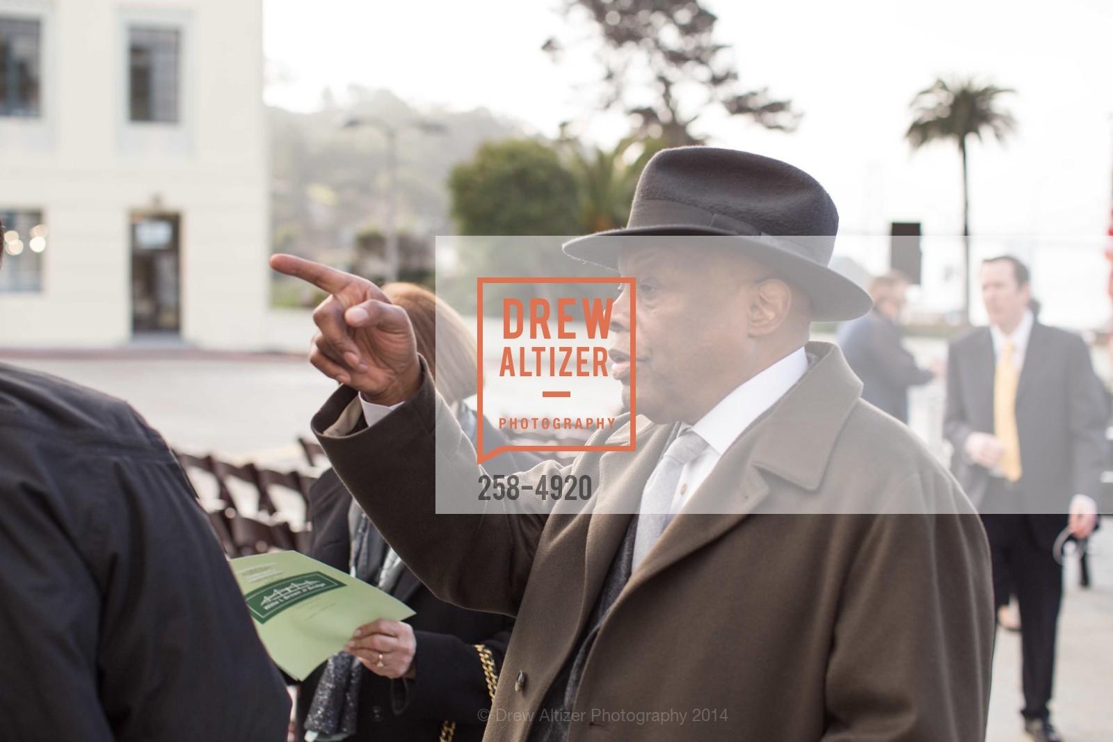 Willie Brown, Photo #258-4920