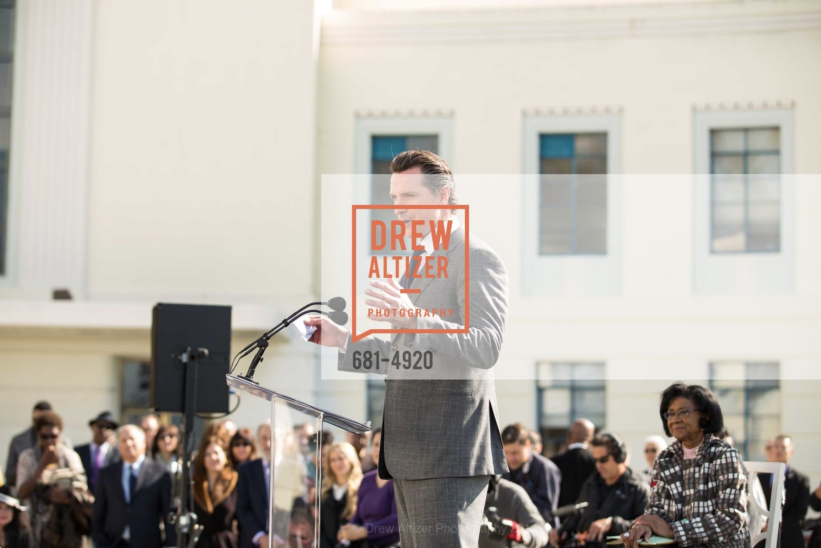 Gavin Newsom, Photo #681-4920