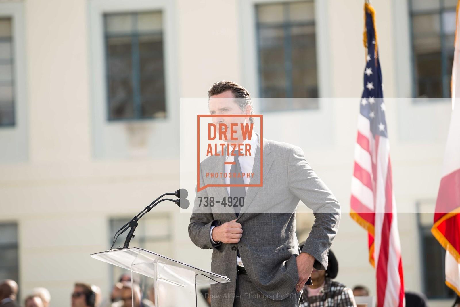 Gavin Newsom, Photo #738-4920