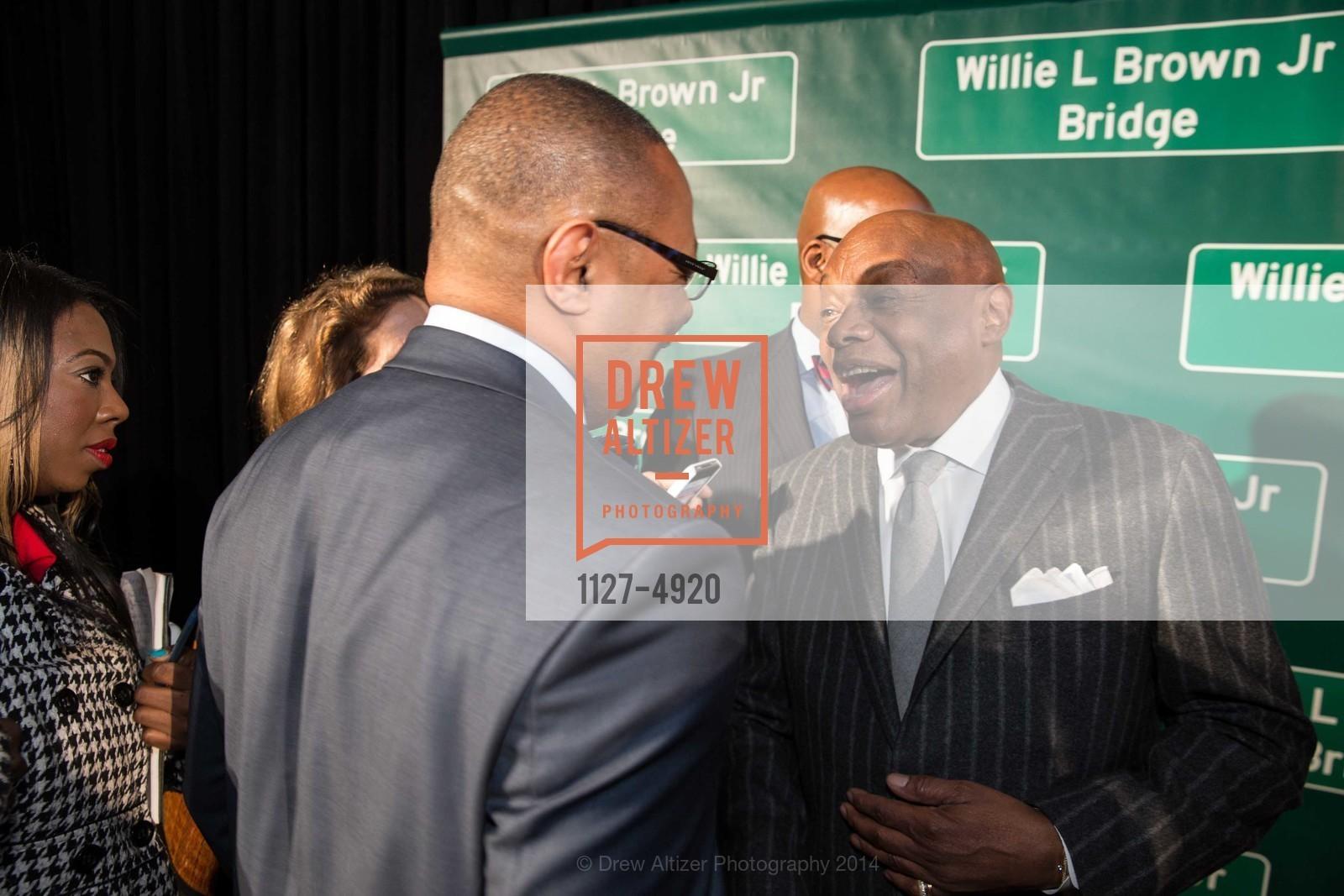 Willie Brown, Photo #1127-4920