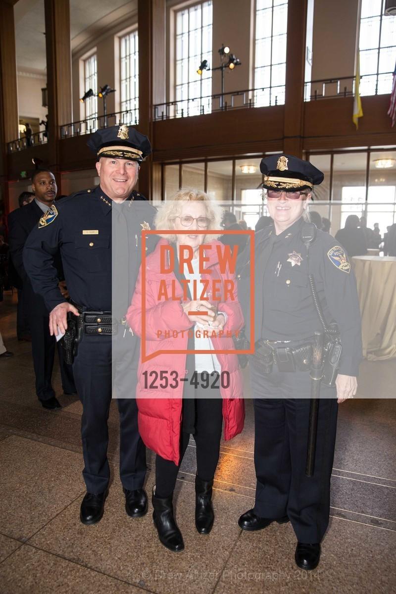 Chief Greg Suhr, Lyn Tomioka, Photo #1253-4920