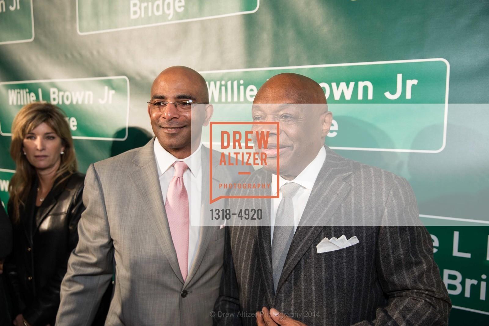 Steve Bowdry, Willie Brown, Photo #1318-4920