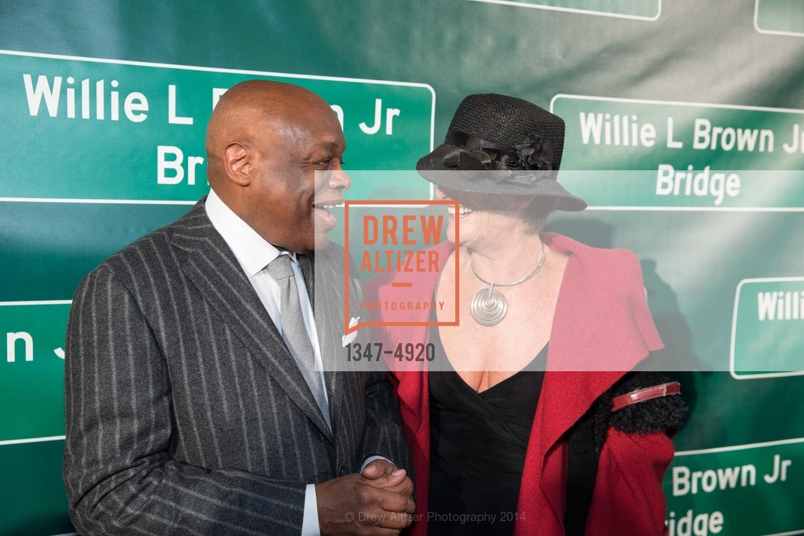 Willie Brown, Photo #1347-4920