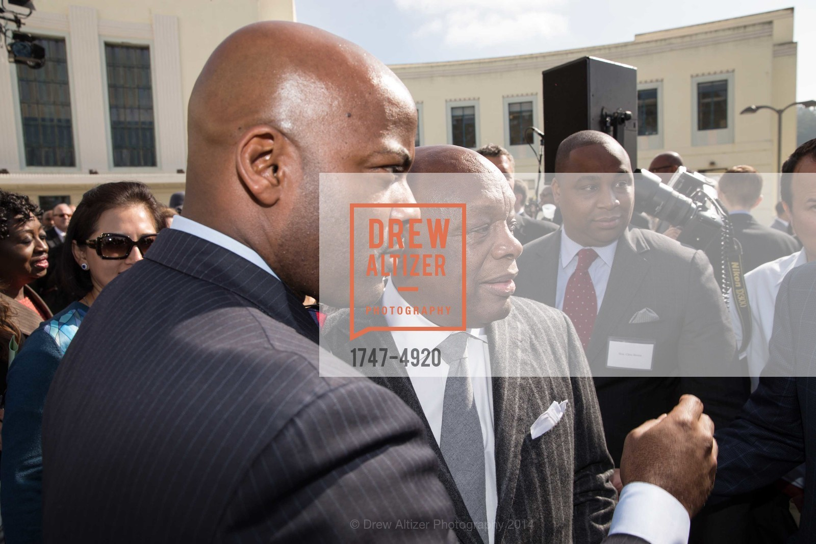 Isadore Hall, Willie Brown, Photo #1747-4920