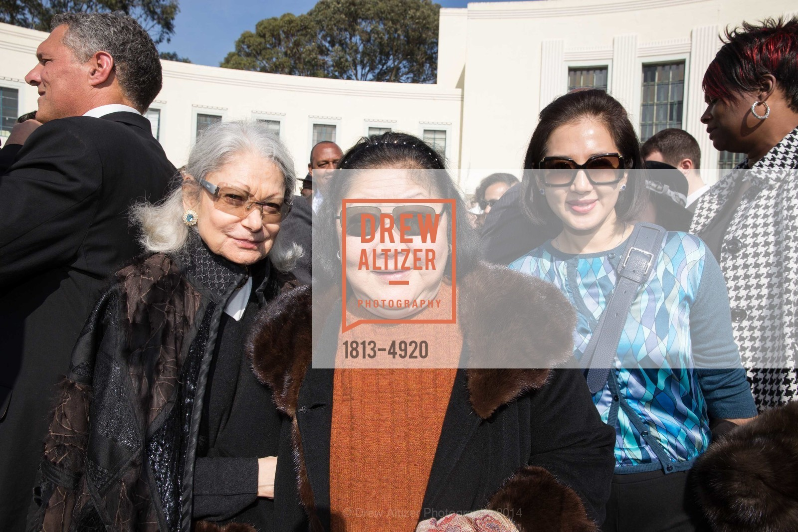 Denise Hale, Rose Pak, Goretti Lui, Photo #1813-4920