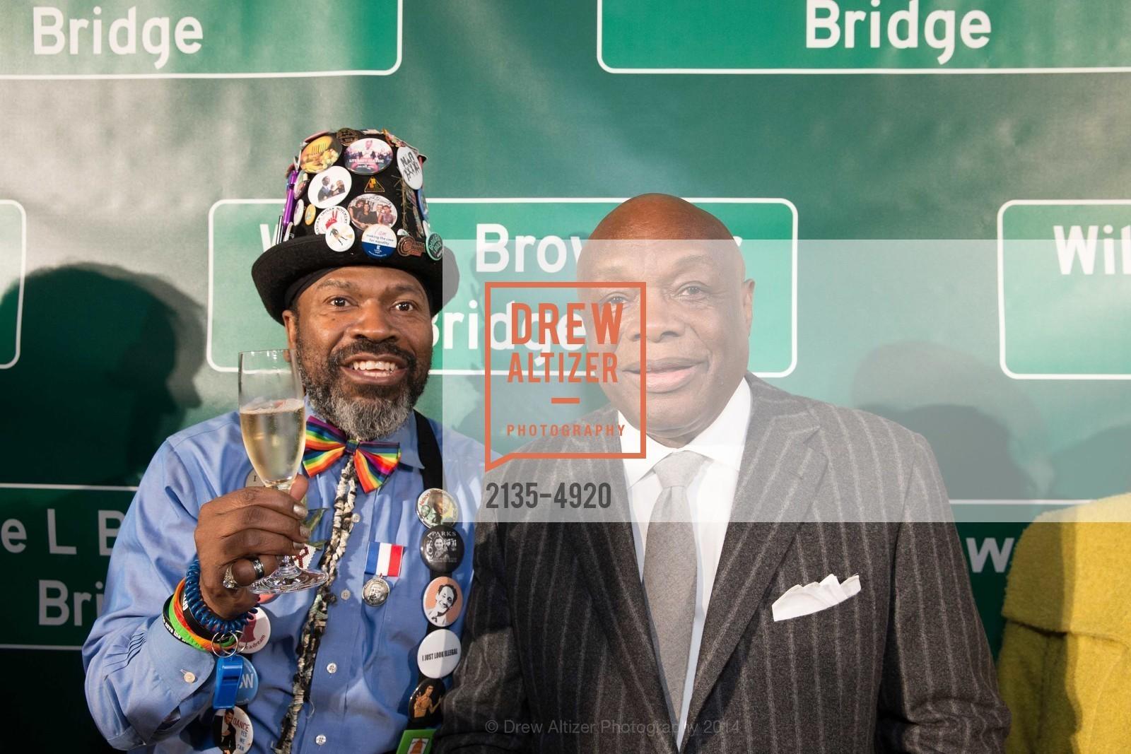 Willie Brown, Photo #2135-4920