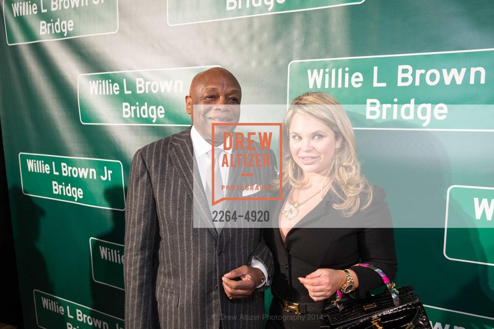 Willie Brown, Rada Katz, Photo #2264-4920