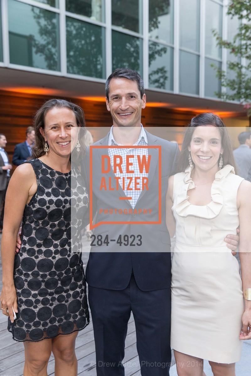 Anne Wojcicki, Brad Kittredge, Kate Kittredge, Photo #284-4923