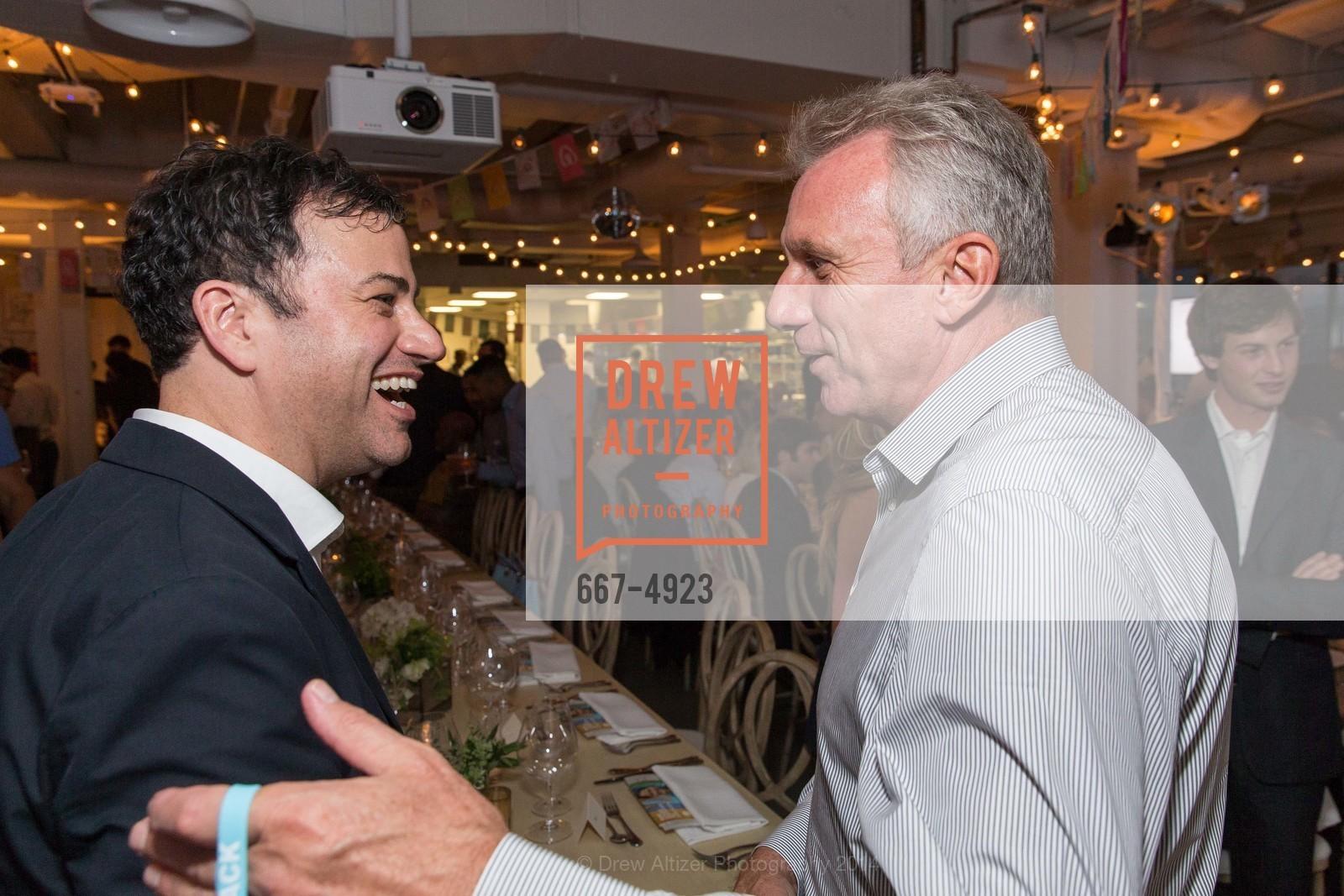 Jimmy Kimmel, Joe Montana, Photo #667-4923