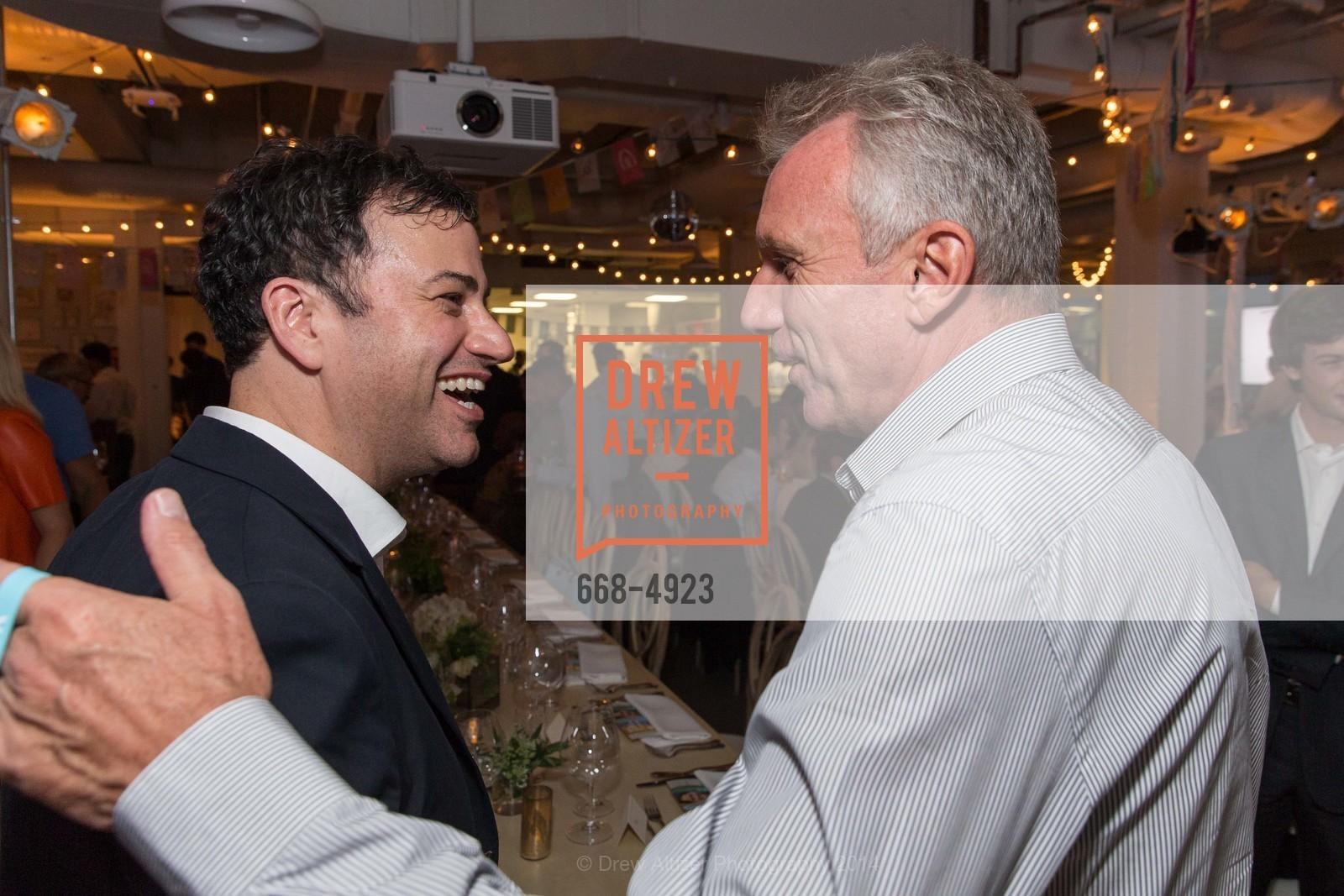 Jimmy Kimmel, Joe Montana, Photo #668-4923