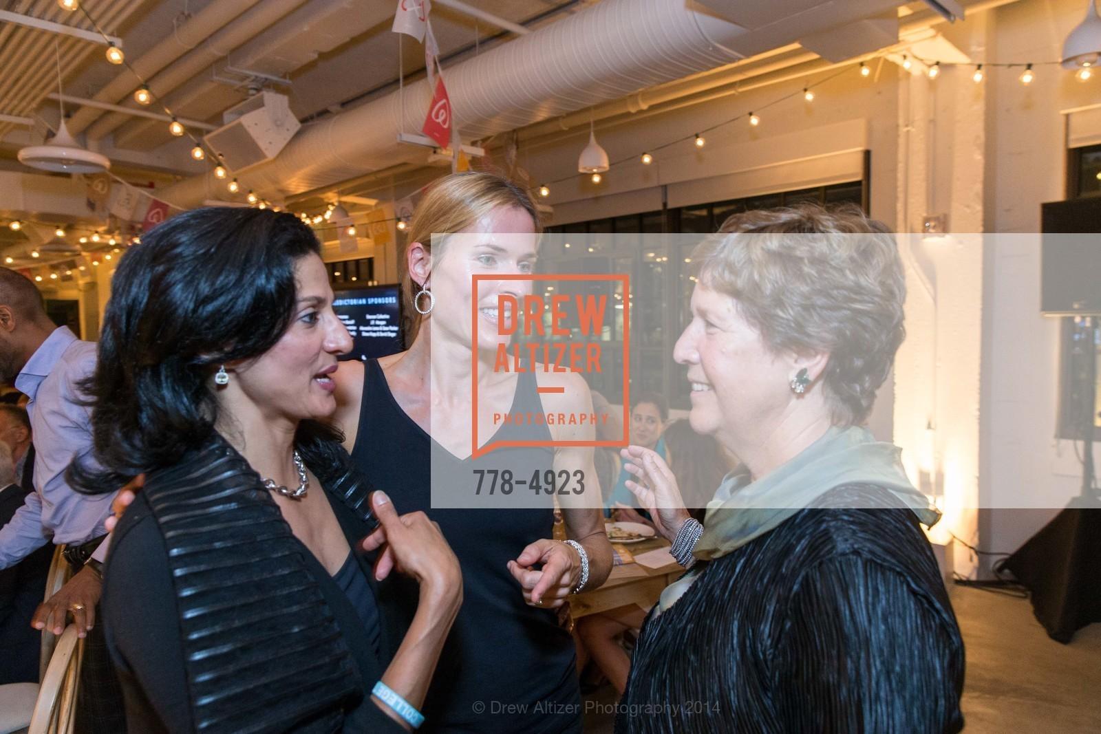 Leela DeSouza, Anke Hebig Prophet, Lynn Feintech, Photo #778-4923