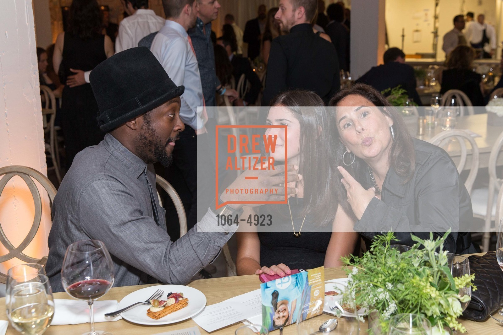Will.I.Am, Julie Benioff Young, Photo #1064-4923