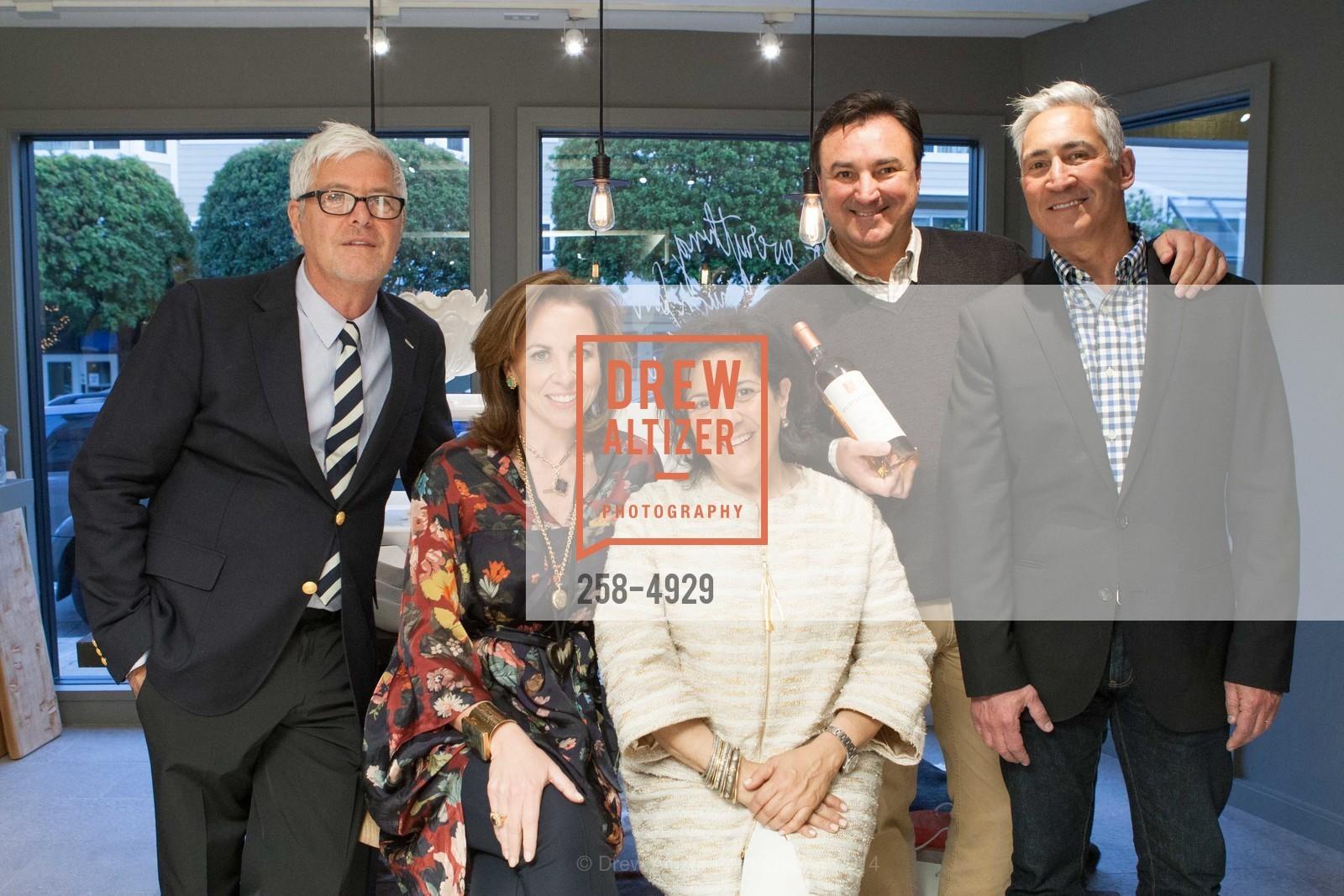 Gary McNatton, Jane Scott Hodges, Monelle Totah, Jack Steffen, Michael Bodziner, Photo #258-4929