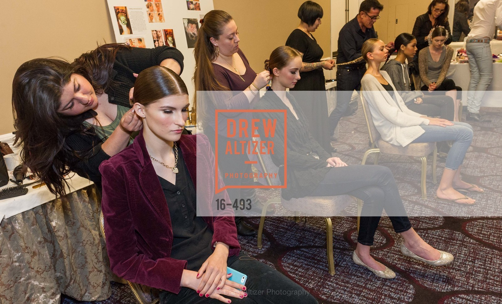 Janet Mariscao, Makenna Spellman, SAN FRANCISCO BALLET AUXULIARY 2014 Fashion Show, US. The Fairmont, April 3rd, 2014,Drew Altizer, Drew Altizer Photography, full-service agency, private events, San Francisco photographer, photographer california