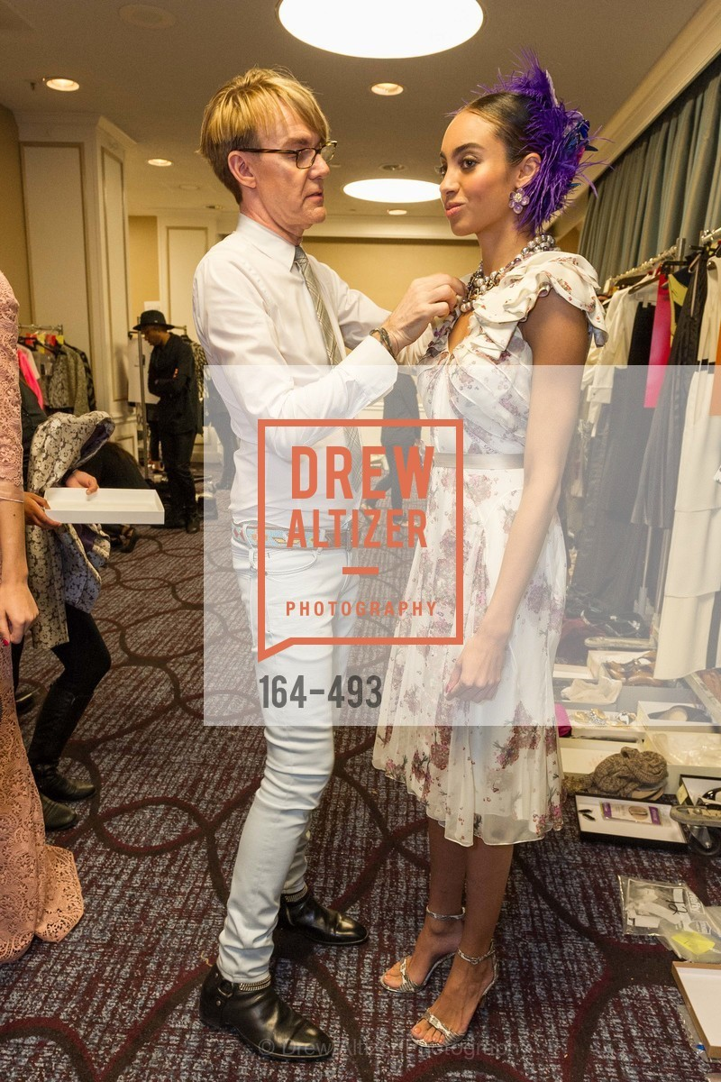 Ken Downing, Sydney Reed, SAN FRANCISCO BALLET AUXULIARY 2014 Fashion Show, US. The Fairmont, April 3rd, 2014,Drew Altizer, Drew Altizer Photography, full-service agency, private events, San Francisco photographer, photographer california