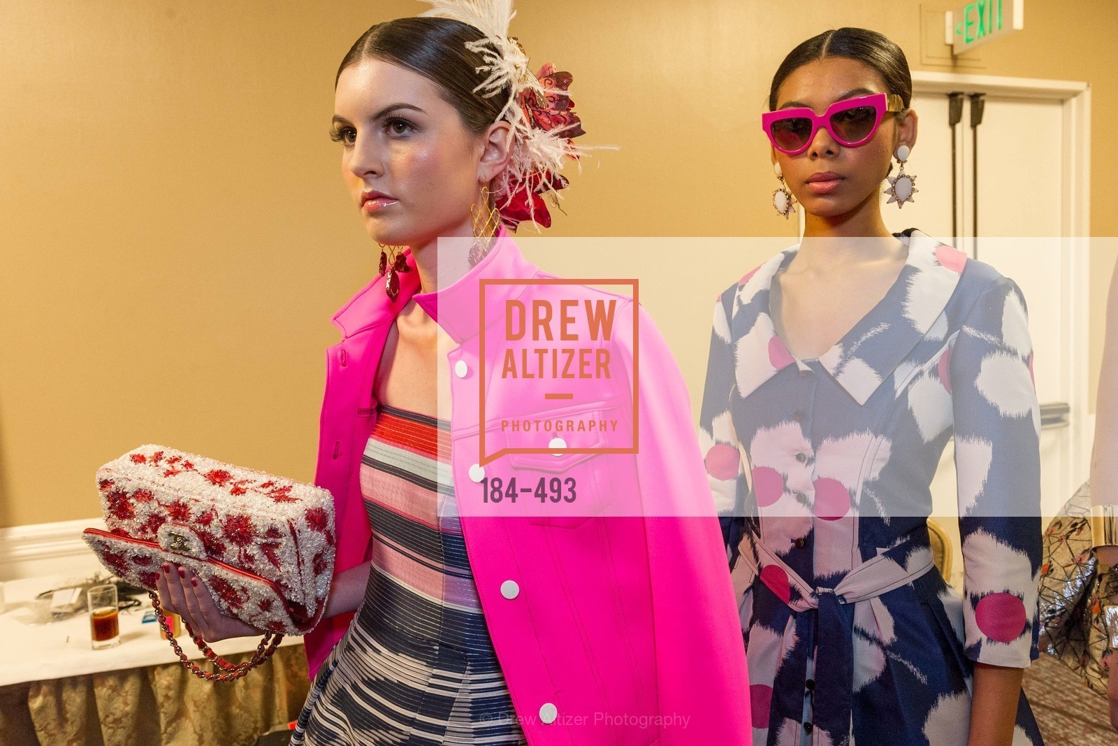 Danielle Porter, Kyra Stewart, SAN FRANCISCO BALLET AUXULIARY 2014 Fashion Show, US. The Fairmont, April 3rd, 2014,Drew Altizer, Drew Altizer Photography, full-service event agency, private events, San Francisco photographer, photographer California