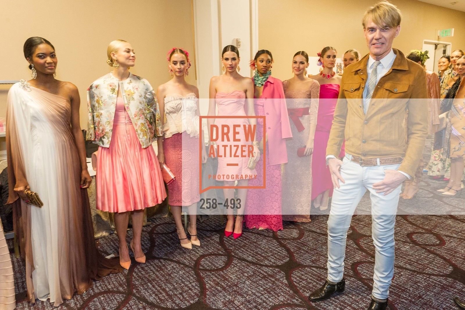Ken Downing, SAN FRANCISCO BALLET AUXULIARY 2014 Fashion Show, US. The Fairmont, April 3rd, 2014,Drew Altizer, Drew Altizer Photography, full-service event agency, private events, San Francisco photographer, photographer California