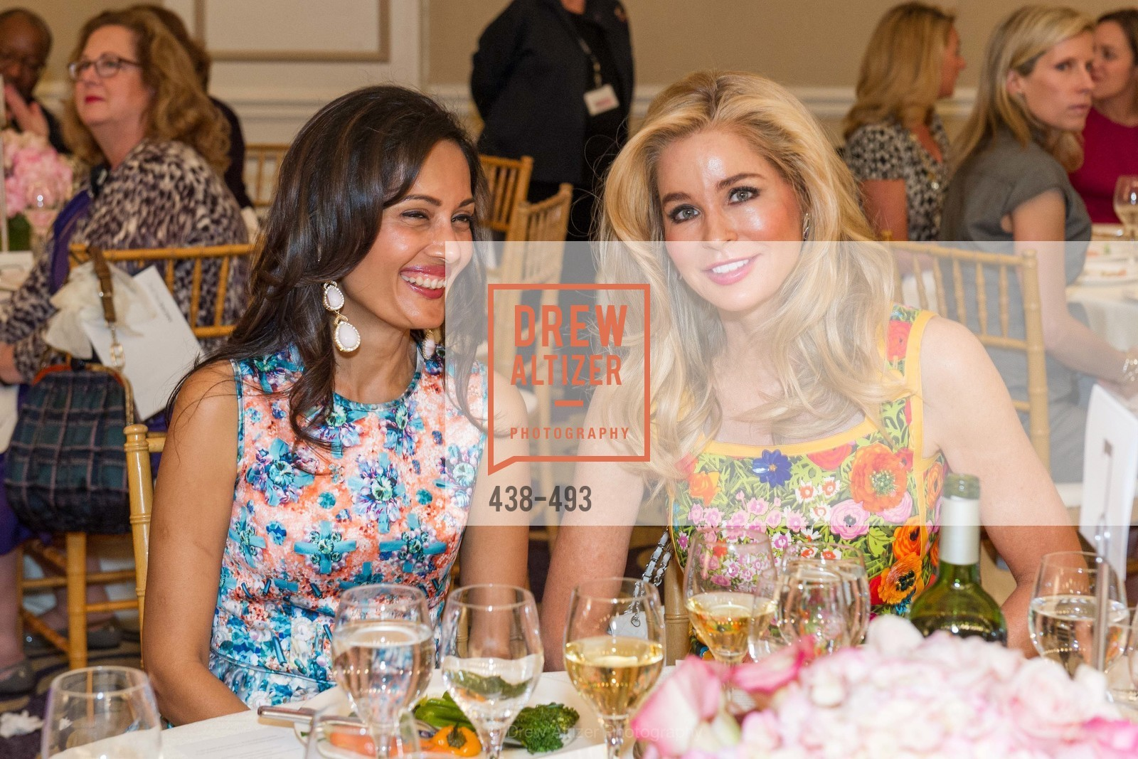 Komal Shah, Paula Carano, SAN FRANCISCO BALLET AUXULIARY 2014 Fashion Show, US. The Fairmont, April 3rd, 2014,Drew Altizer, Drew Altizer Photography, full-service event agency, private events, San Francisco photographer, photographer California