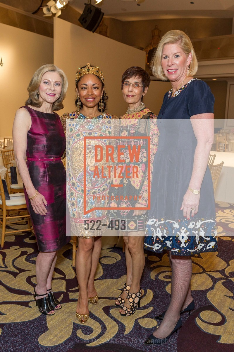 Patty Rock, Tanya Powell, Beatrice Wood, Jennifer Brandenburg, SAN FRANCISCO BALLET AUXULIARY 2014 Fashion Show, US. The Fairmont, April 3rd, 2014,Drew Altizer, Drew Altizer Photography, full-service agency, private events, San Francisco photographer, photographer california