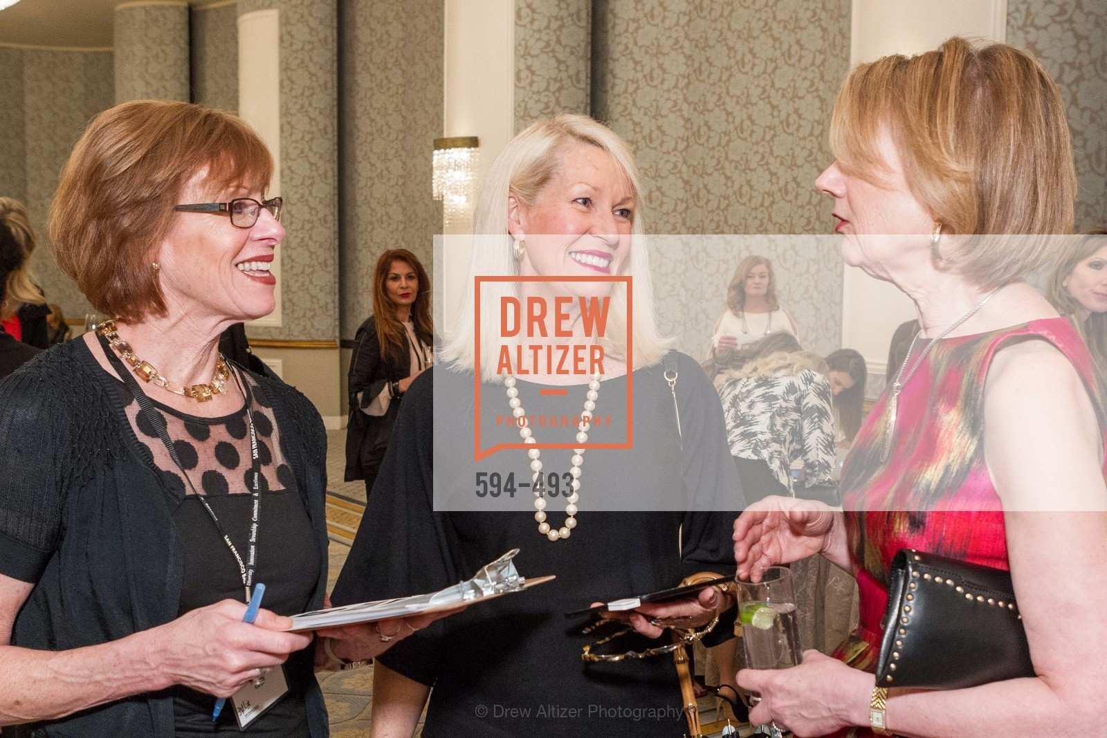 Bettina Graf, Joan Gillette, Kate Coffino, SAN FRANCISCO BALLET AUXULIARY 2014 Fashion Show, US. The Fairmont, April 3rd, 2014,Drew Altizer, Drew Altizer Photography, full-service agency, private events, San Francisco photographer, photographer california