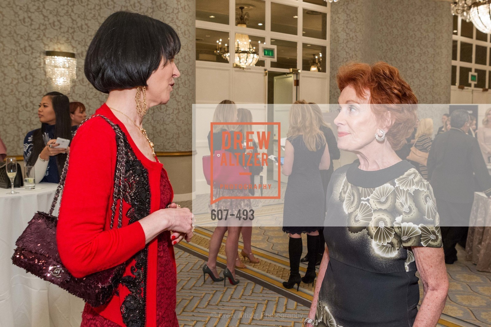 Christine Suppes, Phoebe Cowles, SAN FRANCISCO BALLET AUXULIARY 2014 Fashion Show, US. The Fairmont, April 3rd, 2014,Drew Altizer, Drew Altizer Photography, full-service agency, private events, San Francisco photographer, photographer california