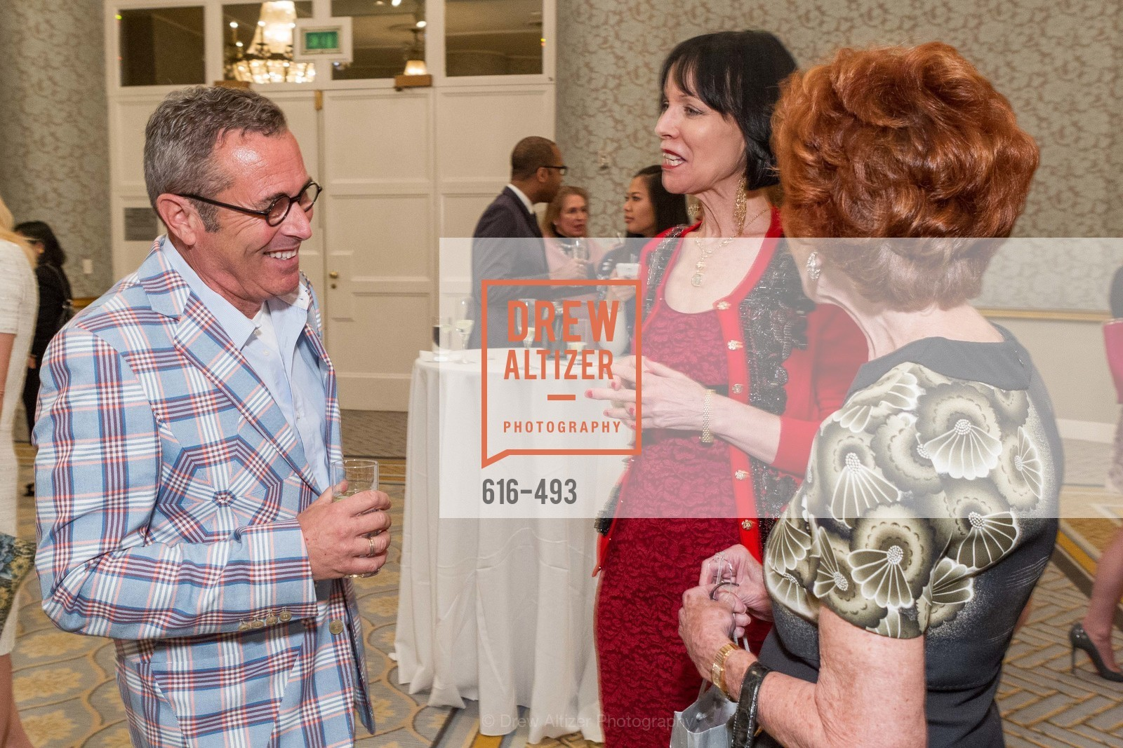 Ricky Serbin, Christine Suppes, Phoebe Cowles, SAN FRANCISCO BALLET AUXULIARY 2014 Fashion Show, US. The Fairmont, April 3rd, 2014,Drew Altizer, Drew Altizer Photography, full-service agency, private events, San Francisco photographer, photographer california