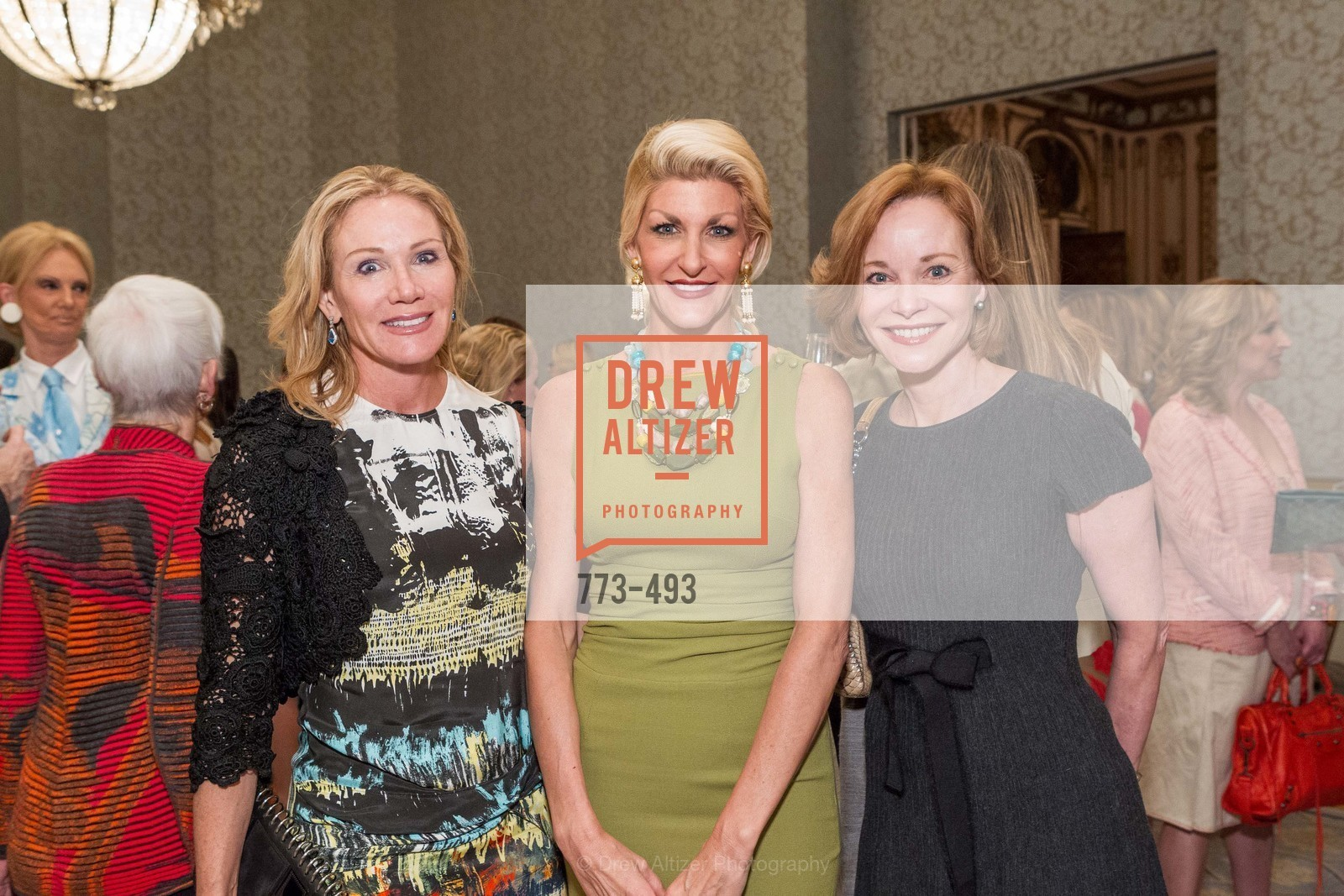 Rosemary Baker, Karen Caldwell, Janice Zakin, SAN FRANCISCO BALLET AUXULIARY 2014 Fashion Show, US. The Fairmont, April 3rd, 2014,Drew Altizer, Drew Altizer Photography, full-service event agency, private events, San Francisco photographer, photographer California
