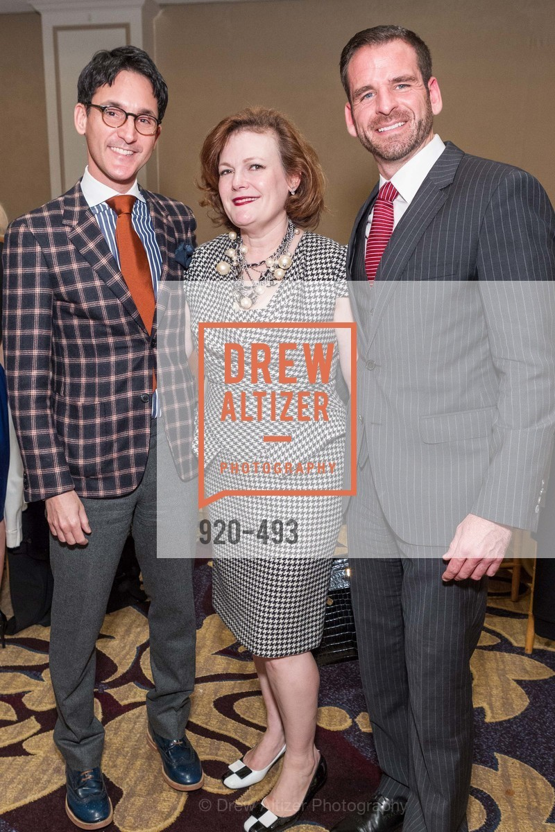 James Krohn, Jennifer Raiser, Ryan Williams, SAN FRANCISCO BALLET AUXULIARY 2014 Fashion Show, US. The Fairmont, April 3rd, 2014,Drew Altizer, Drew Altizer Photography, full-service agency, private events, San Francisco photographer, photographer california