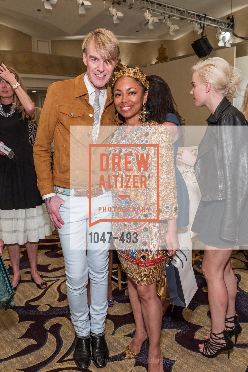 Ken Downing, Tanya Powell, SAN FRANCISCO BALLET AUXULIARY 2014 Fashion Show, US. The Fairmont, April 3rd, 2014,Drew Altizer, Drew Altizer Photography, full-service event agency, private events, San Francisco photographer, photographer California