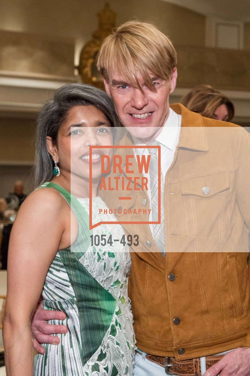 Deepa Pakianathan, Ken Downing, SAN FRANCISCO BALLET AUXULIARY 2014 Fashion Show, US. The Fairmont, April 3rd, 2014,Drew Altizer, Drew Altizer Photography, full-service agency, private events, San Francisco photographer, photographer california