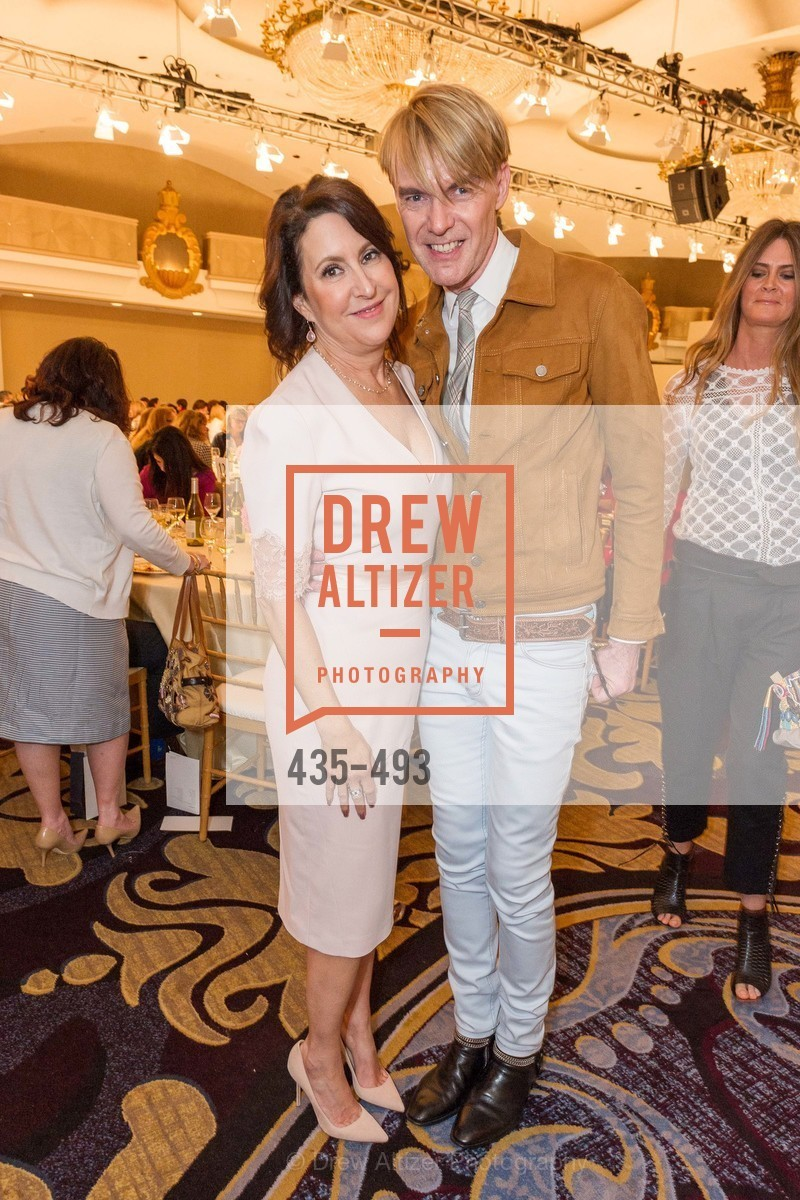 Susan Atherton, Ken Downing, SAN FRANCISCO BALLET AUXULIARY 2014 Fashion Show, US. The Fairmont, April 3rd, 2014,Drew Altizer, Drew Altizer Photography, full-service event agency, private events, San Francisco photographer, photographer California