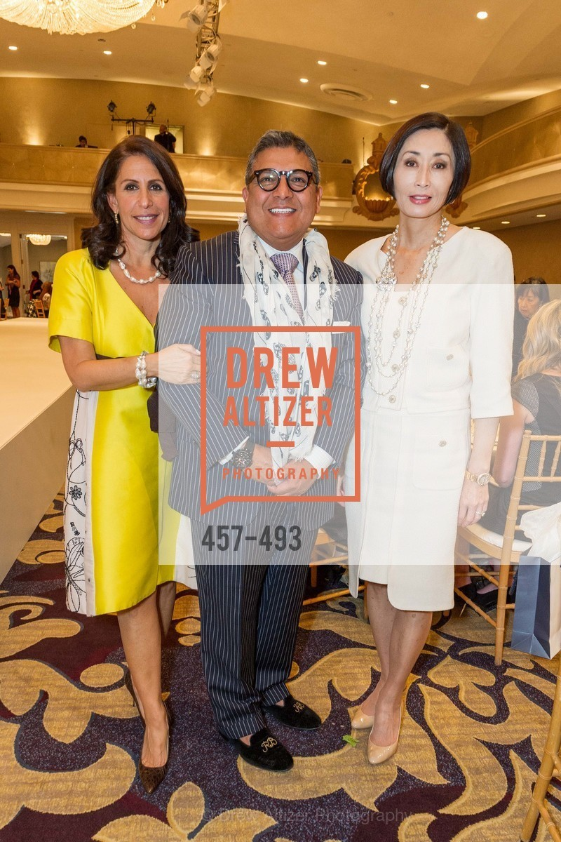 Lisa Grotts, Riccardo Benavides, Yurie Pascarella, SAN FRANCISCO BALLET AUXULIARY 2014 Fashion Show, US. The Fairmont, April 3rd, 2014,Drew Altizer, Drew Altizer Photography, full-service agency, private events, San Francisco photographer, photographer california