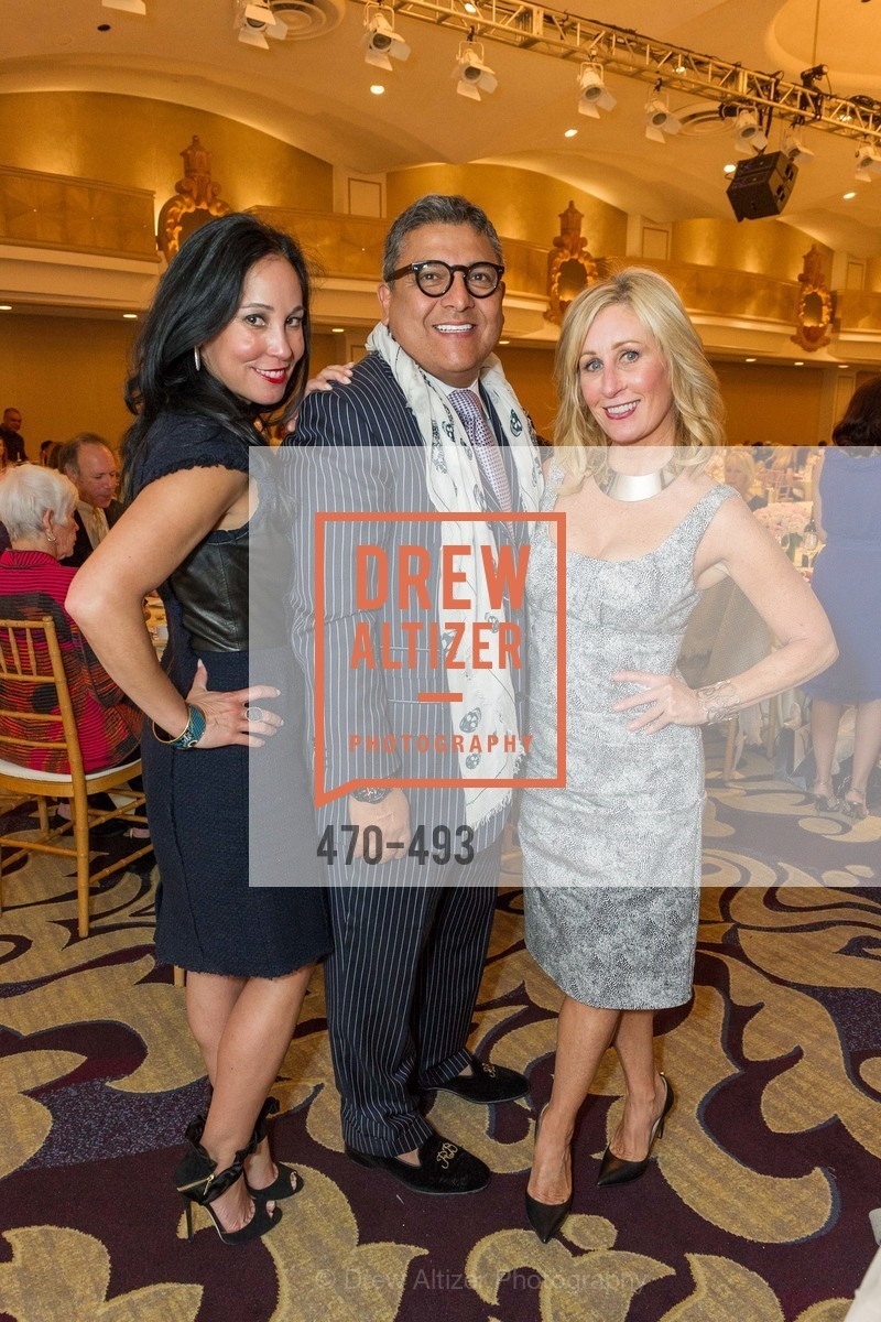 Michelle Molfino, Riccardo Benavides, Lisa Keith, SAN FRANCISCO BALLET AUXULIARY 2014 Fashion Show, US. The Fairmont, April 3rd, 2014,Drew Altizer, Drew Altizer Photography, full-service agency, private events, San Francisco photographer, photographer california
