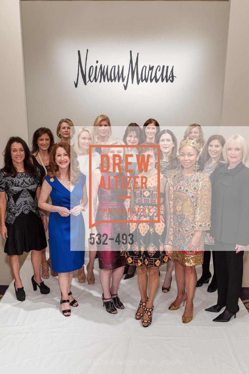 Deborah Taylor, Kate Coffino, Maria Ralph, Jennifer Brandenburg, Patty Rock, Elaine Mellis, Rada Brooks, Dara Rosenfeld, Beatrice Wood, Tanya Powell, Rene Rodman, SAN FRANCISCO BALLET AUXULIARY 2014 Fashion Show, US. The Fairmont, April 3rd, 2014,Drew Altizer, Drew Altizer Photography, full-service agency, private events, San Francisco photographer, photographer california