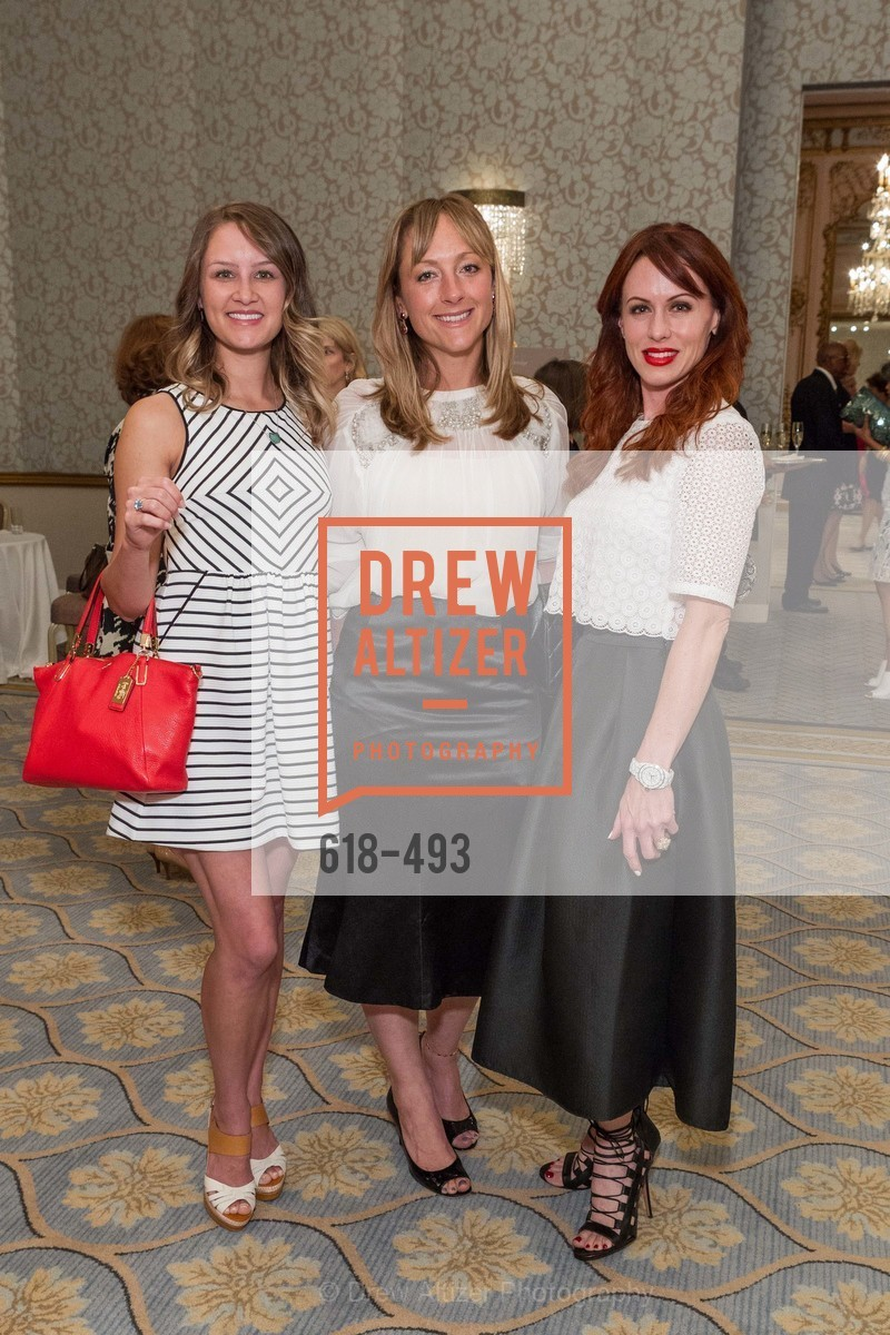 Karsson Hevia, Ashley Berman, Holly Hollenbeck, SAN FRANCISCO BALLET AUXULIARY 2014 Fashion Show, US. The Fairmont, April 3rd, 2014,Drew Altizer, Drew Altizer Photography, full-service agency, private events, San Francisco photographer, photographer california