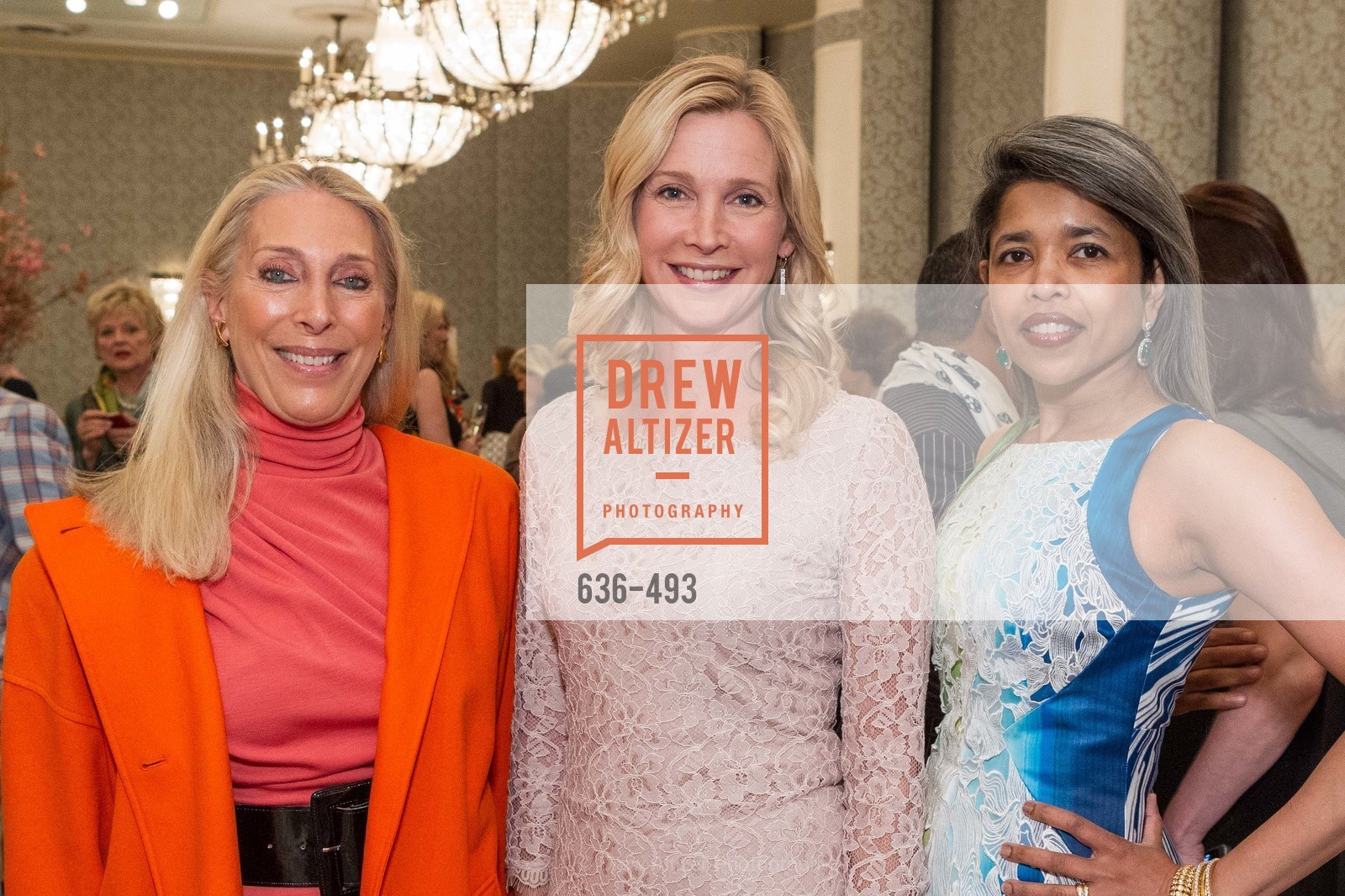 Betsy Linder, Courtney Collins, Deepa Pakianathan, SAN FRANCISCO BALLET AUXULIARY 2014 Fashion Show, US. The Fairmont, April 3rd, 2014,Drew Altizer, Drew Altizer Photography, full-service agency, private events, San Francisco photographer, photographer california
