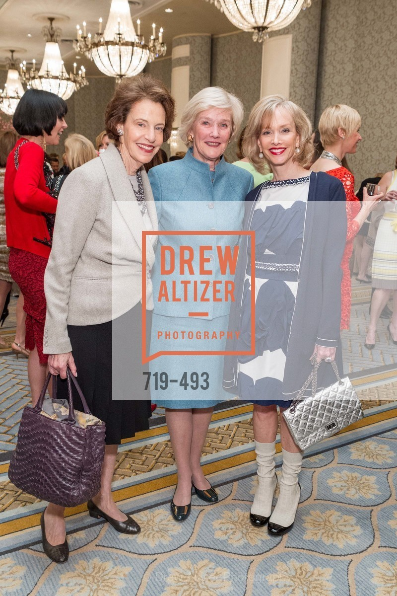 Barbara George, Judy Wilbur, O.J. Shansby, SAN FRANCISCO BALLET AUXULIARY 2014 Fashion Show, US. The Fairmont, April 3rd, 2014,Drew Altizer, Drew Altizer Photography, full-service agency, private events, San Francisco photographer, photographer california