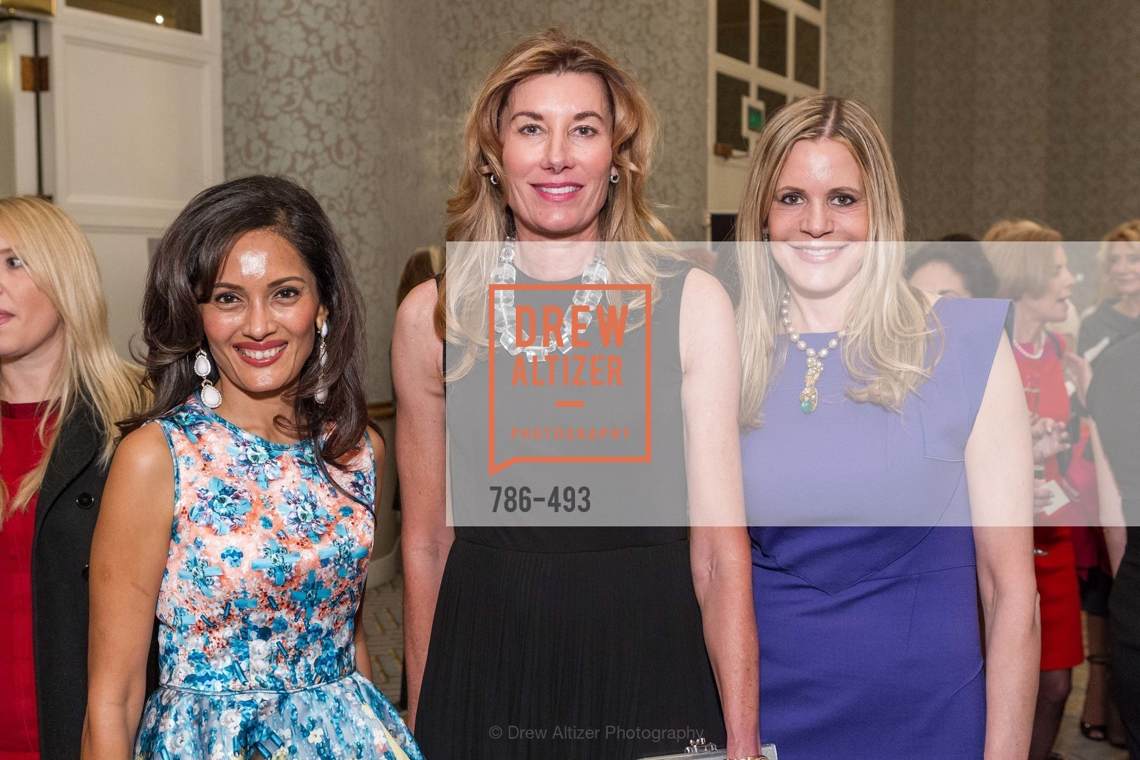 Komal Shah, Susan Dunlevy, Mary Beth Shimmon, SAN FRANCISCO BALLET AUXULIARY 2014 Fashion Show, US. The Fairmont, April 3rd, 2014,Drew Altizer, Drew Altizer Photography, full-service agency, private events, San Francisco photographer, photographer california