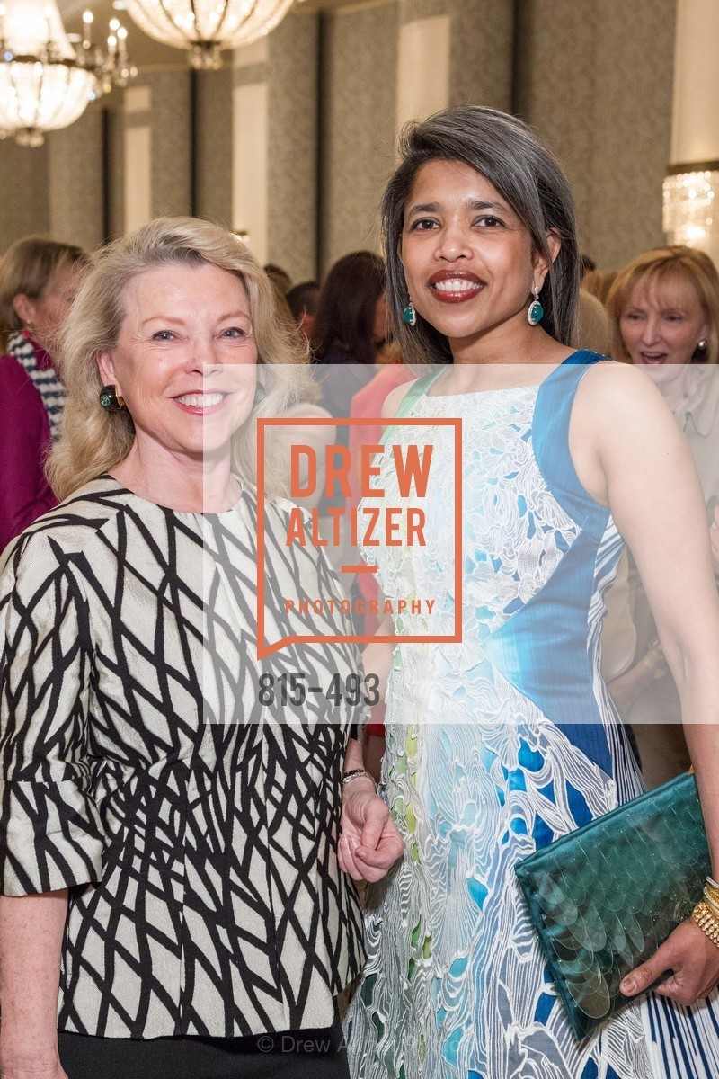 Jeanne Lawrence, Deepa Pakianathan, SAN FRANCISCO BALLET AUXULIARY 2014 Fashion Show, US. The Fairmont, April 3rd, 2014,Drew Altizer, Drew Altizer Photography, full-service agency, private events, San Francisco photographer, photographer california