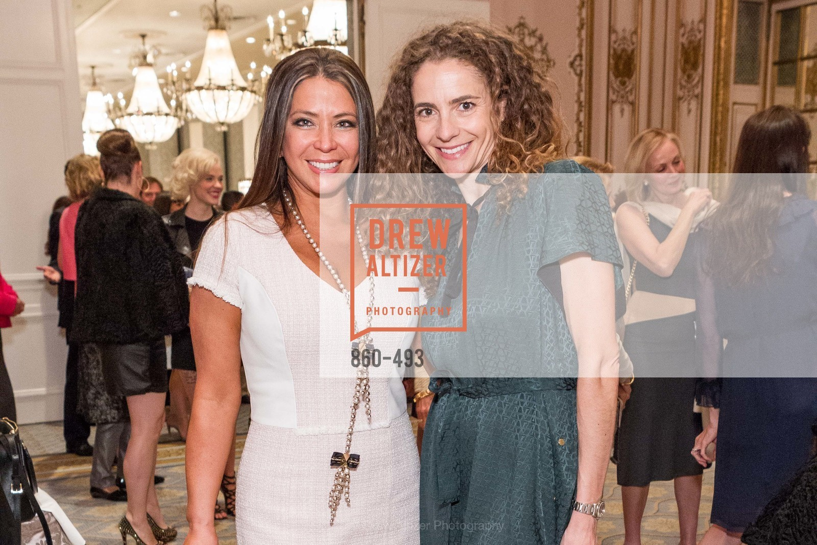 Maria Barrios, Monica Savini, SAN FRANCISCO BALLET AUXULIARY 2014 Fashion Show, US. The Fairmont, April 3rd, 2014,Drew Altizer, Drew Altizer Photography, full-service agency, private events, San Francisco photographer, photographer california