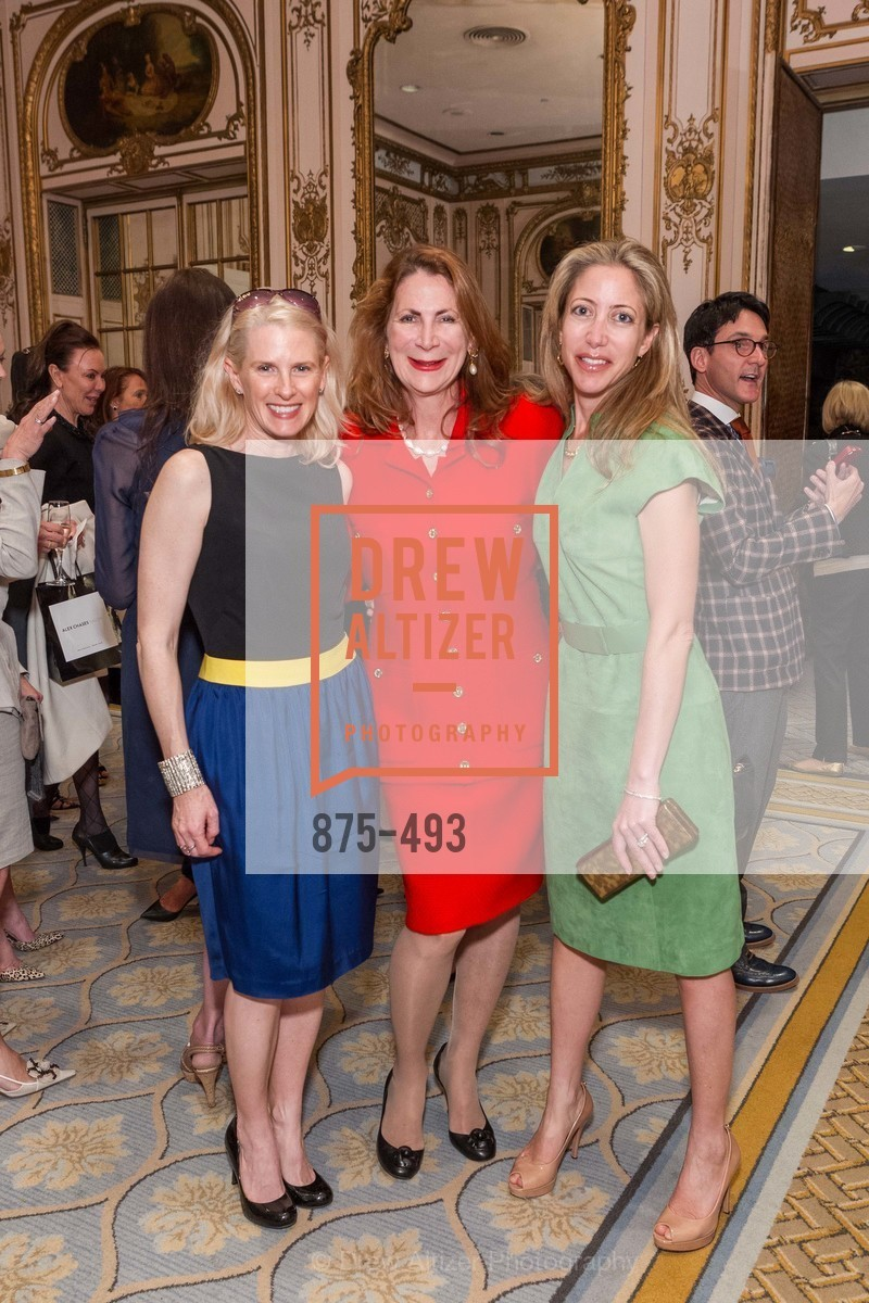 Marie Hurabiell, Patricia Ferrin Loucks, Natasha Monahan, SAN FRANCISCO BALLET AUXULIARY 2014 Fashion Show, US. The Fairmont, April 3rd, 2014,Drew Altizer, Drew Altizer Photography, full-service agency, private events, San Francisco photographer, photographer california