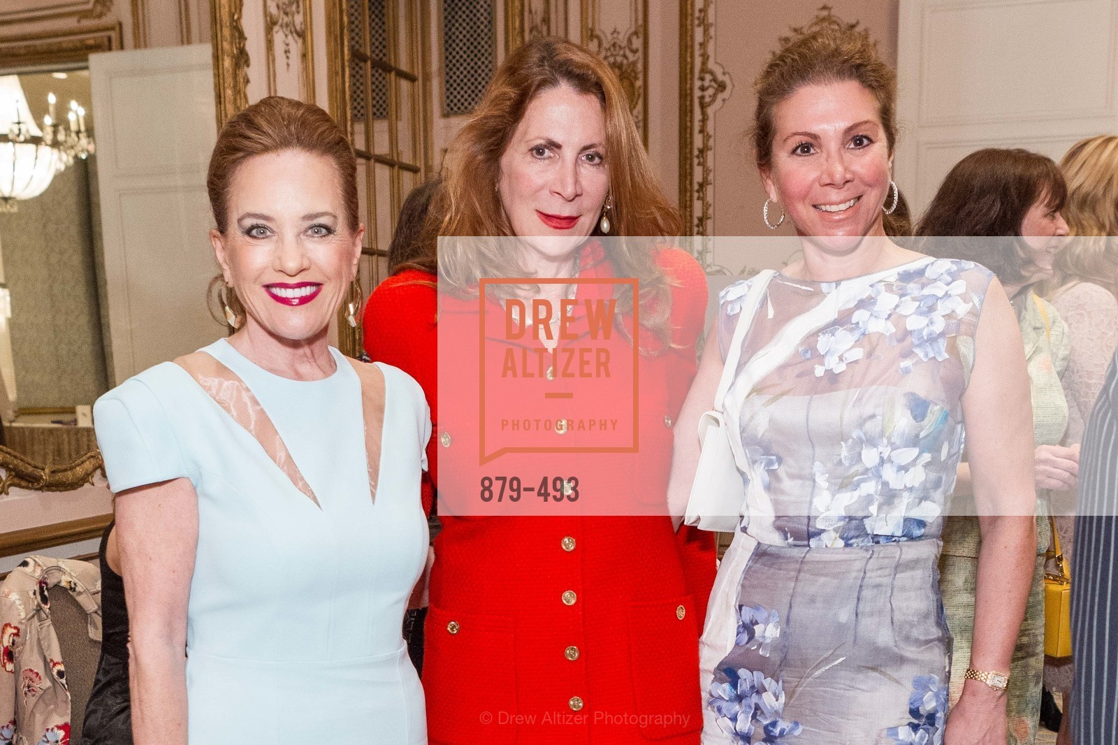 Robin Collins, Patricia Ferrin Loucks, Debra Leylegian, SAN FRANCISCO BALLET AUXULIARY 2014 Fashion Show, US. The Fairmont, April 3rd, 2014,Drew Altizer, Drew Altizer Photography, full-service agency, private events, San Francisco photographer, photographer california